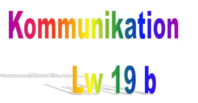 Lw 19b Kommunikation Boie