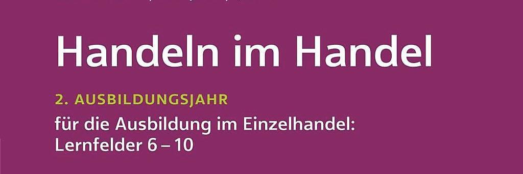 EH 20a (2. Ausbildungsjahr)